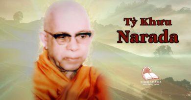 Tỳ Khưu Narada 2