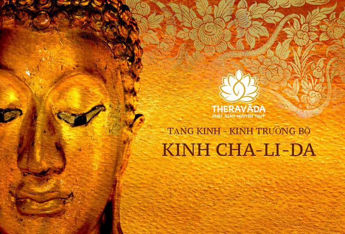 7. KINH CHA-LI-DA - KINH TRƯỜNG BỘ