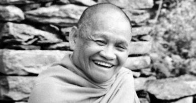 Bộ Videos Cuốn Những Lời Dạy Của Thiền Sư Ajahn Chah