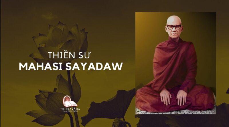 Audios Basic Vipassana (căn Bản Thiền Minh Sát) – Mahasi Sayadaw