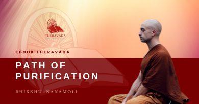 PATH OF PURIFICATION - BHIKKHU NANAMOLI