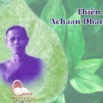 About Achaan Dhammadaro