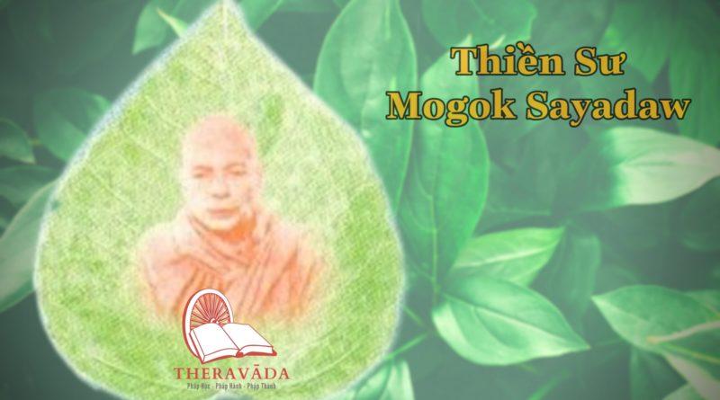 Thiền sư Mogok Sayadaw 2