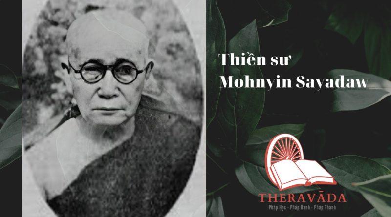 Thiền sư Mohnyin Sayadaw 2