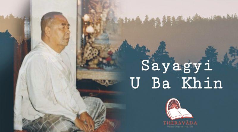 Thiền sư U Ba Khin 2 1