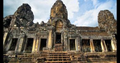 Siem Reap K - Bayon 03