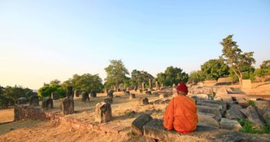 Ấn Độ – Hành Trình Về Miền Đất Bị Lãng Quên (the India Journeys – The Oblivion Land)