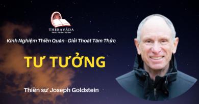 Tu-tuong-Joseph-Goldstein-Theravada