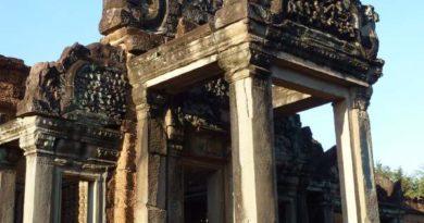 Album Banteay Samre - Angkor - Cambodia