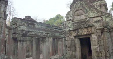Album Preah Khan - Angkor - Cambodia