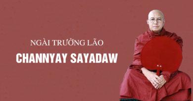 Channyay Sayadaw
