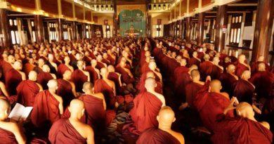 Pa Auk Meditation Center 3