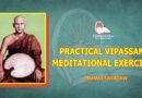 PRACTICAL VIPASSANA MEDITATIONAL EXERCISES - MAHASI SAYADAW